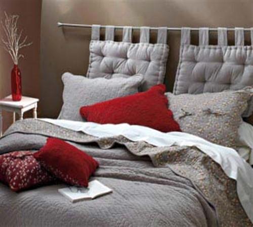 Навесное изголовье кровати