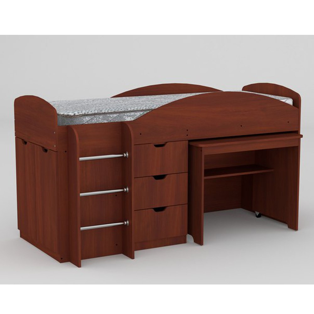 Низкая конструкция мебели