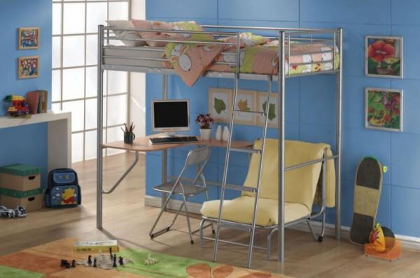 Нюансы выбора мебели для двух детей