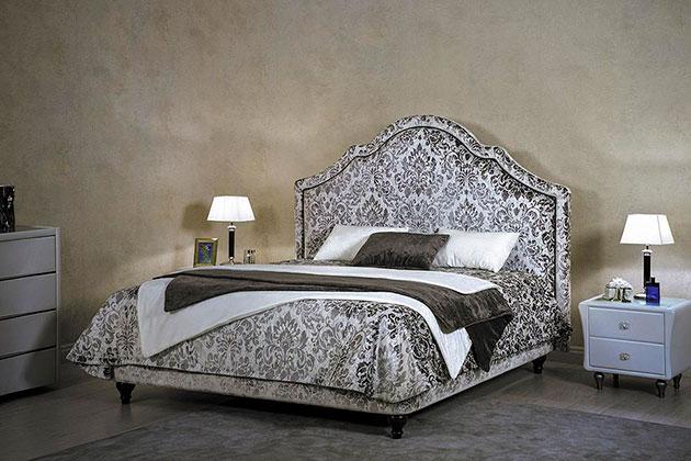 Обивка кровати