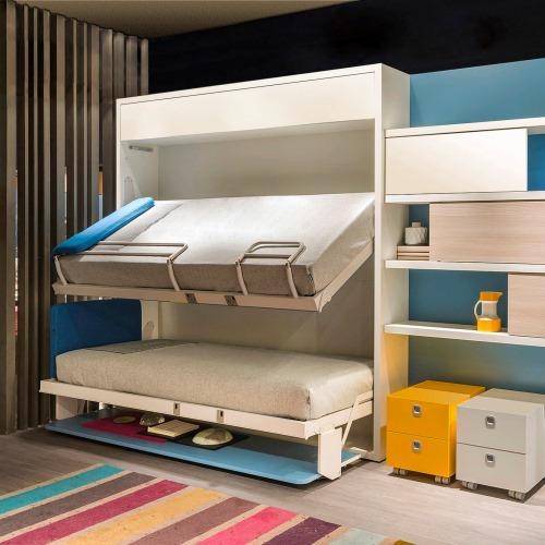 Обустройство детской комнаты для двоих детей