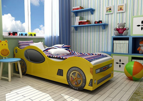 Обустройство комнаты ребенка