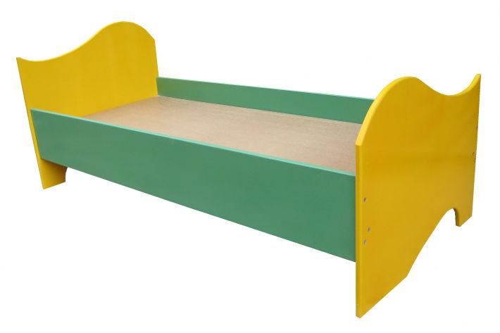 Одноярусная кровать