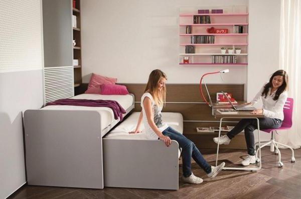 Особенности выдвижной корпусной мебели