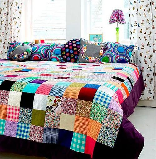 Pechvork-pokryvalo Как выбрать покрывало на кровать в спальню: фото новинки