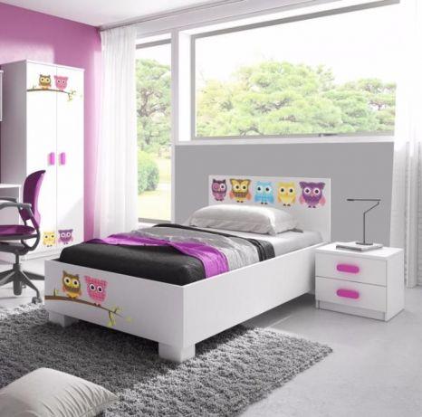 Подростковая кровать 200x90 см