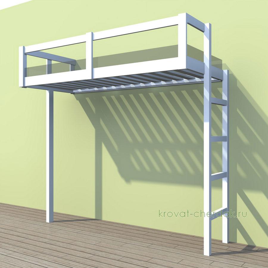 Подвесная модель мебели для сна