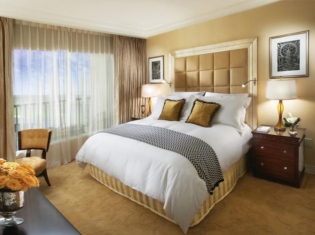 Подзор кровати в современном интерьере
