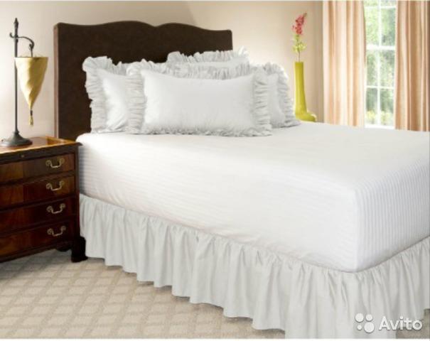 Подзор (юбка) для кровати