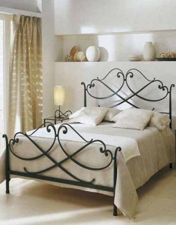 Полуторная модель кровати