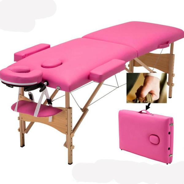 Портативная складная массажная кровать с переносной сумкой