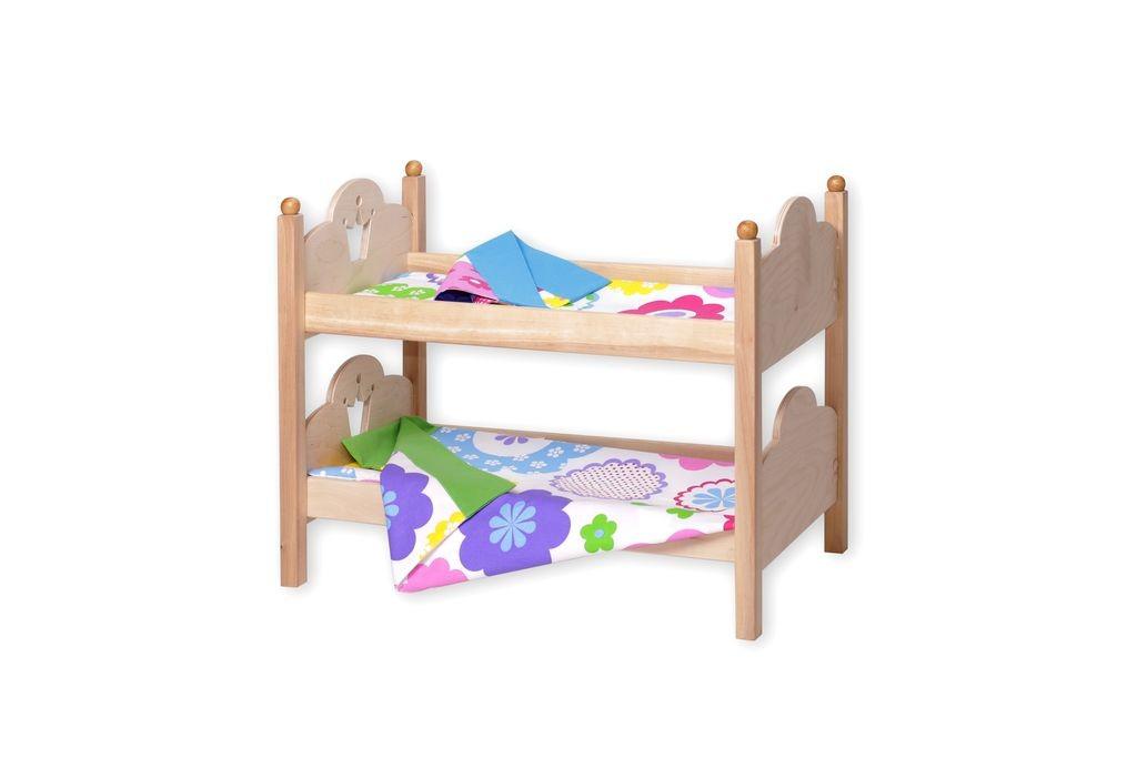 Практичная детская мебель из дерева