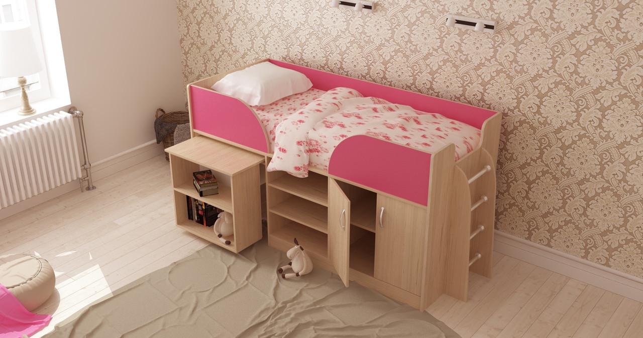 Практичность современной детской кроватки