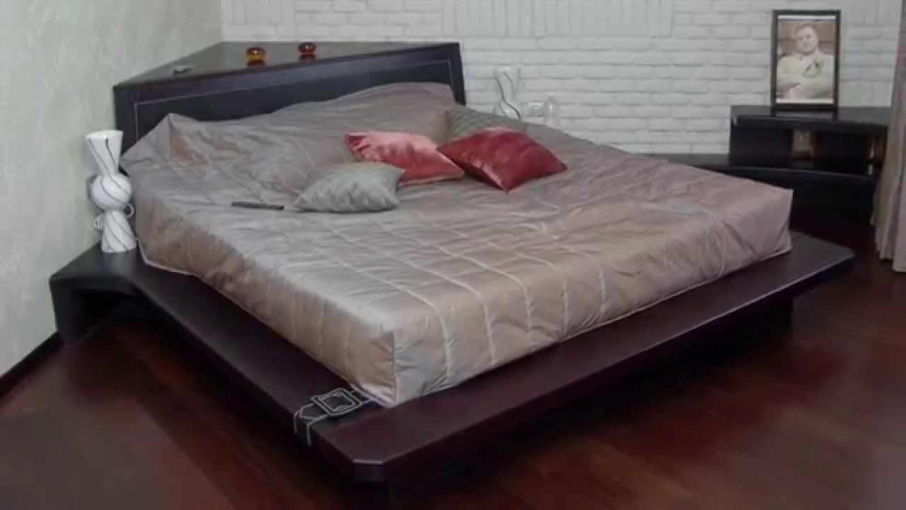 Правильно выбираем форму кровати