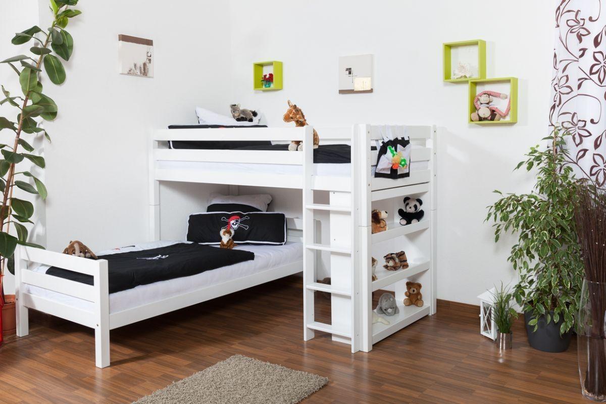 Предметы мебели для спальни белого цвета