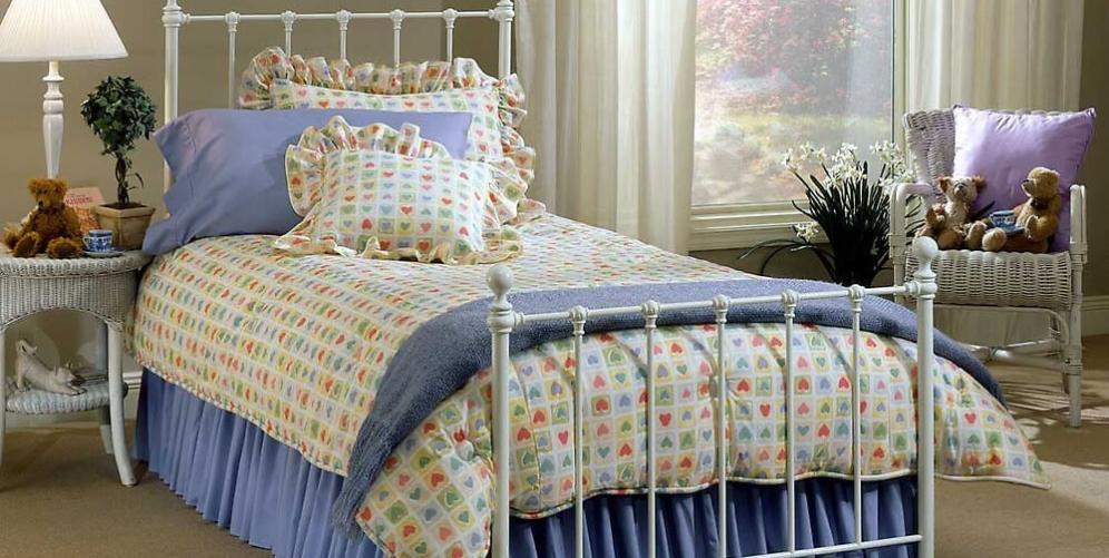 Преимущества и способы модернизации кроватей с металлическими сетками