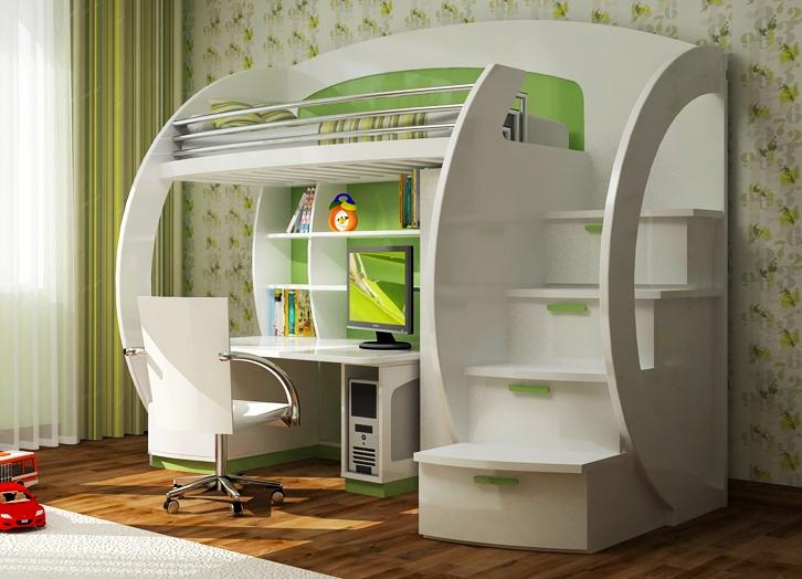 Пример мебели для детской комнаты