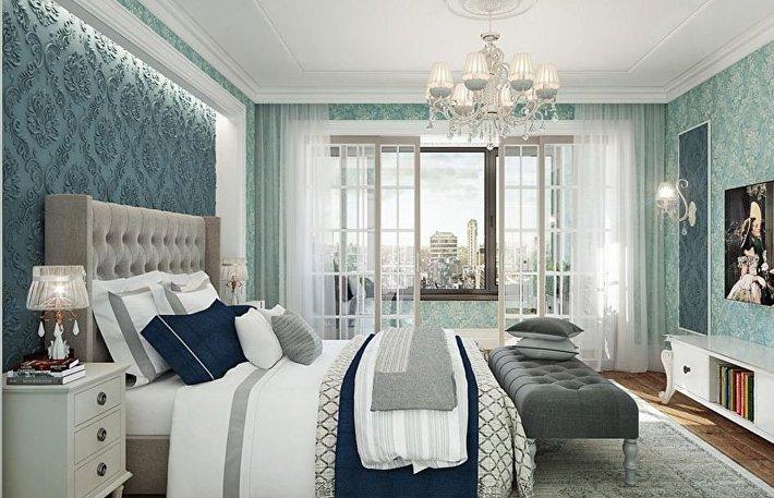 Примеры красиво застеленной кровати