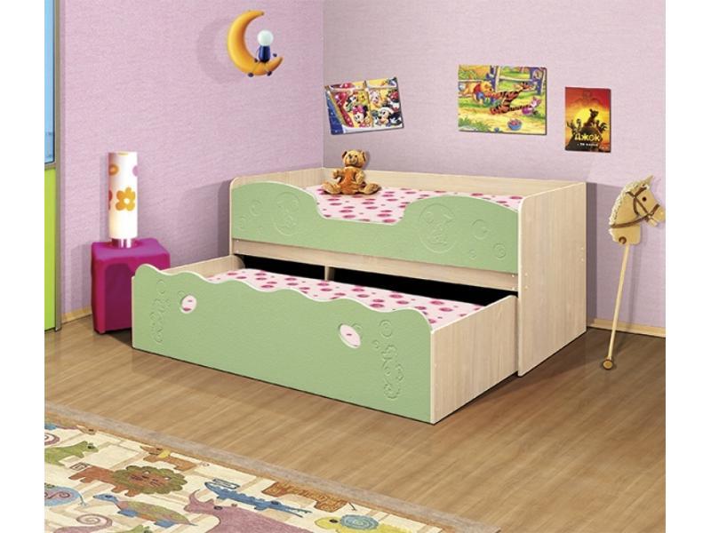 Приятный оттенки мебели для ребенка