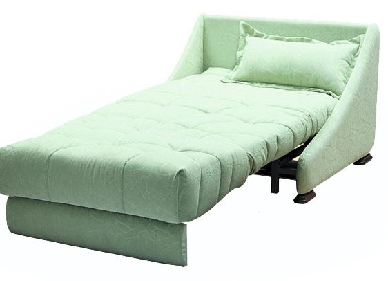 Приятный оттенок мягкой мебели для сна