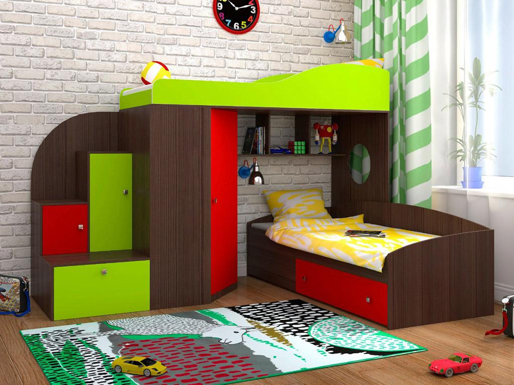 Размещение шкафа в спальне