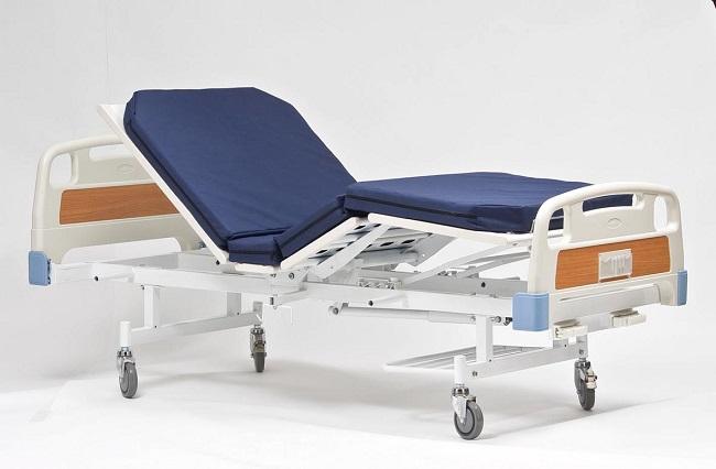 Реабилитационные кровати для лечения больных