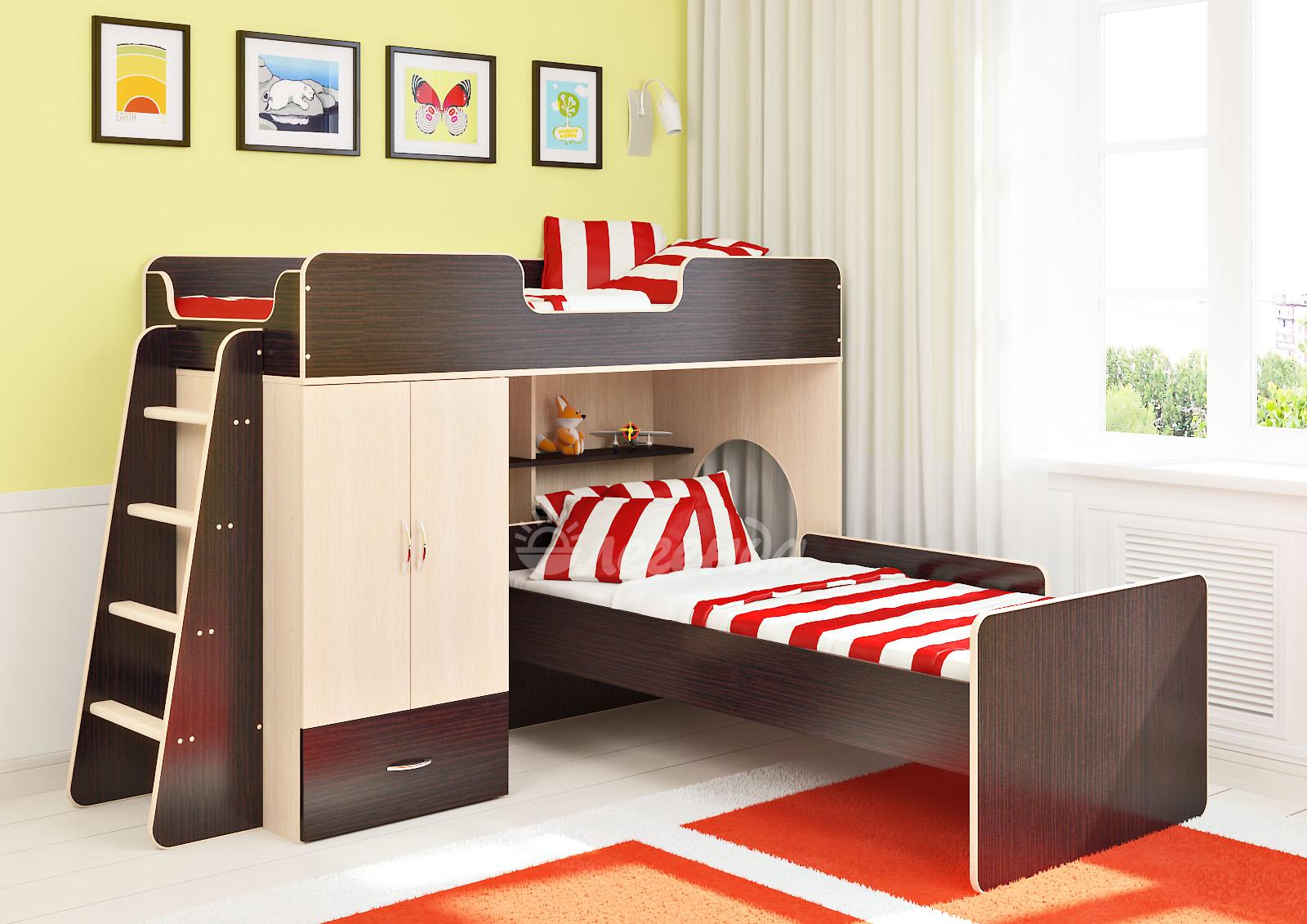 Решение выбора мебели