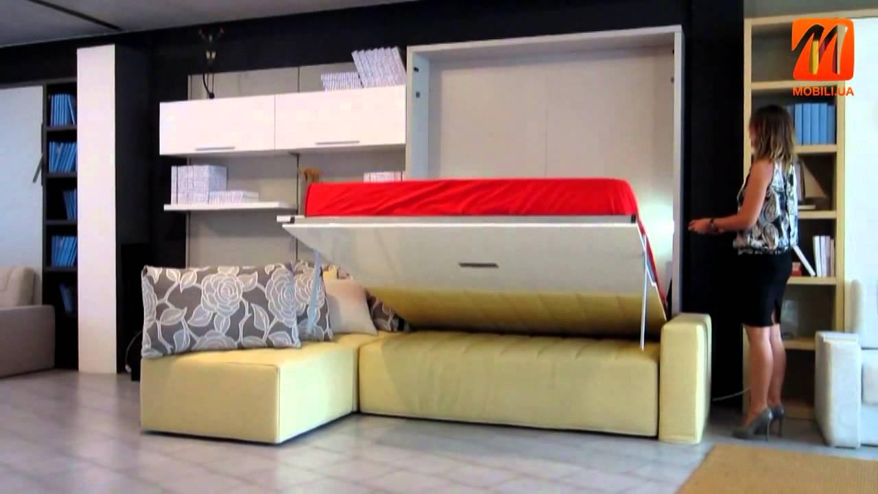 шкаф диван кровать трансформер достоинства изделий и имеющиеся