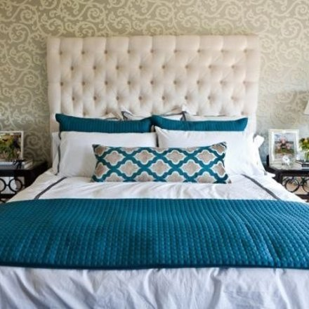 Секреты как заправлять кровать красиво