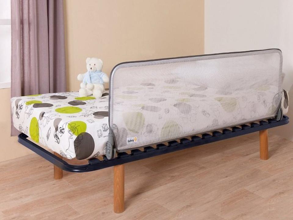 Складной барьер с сеткой для мебели