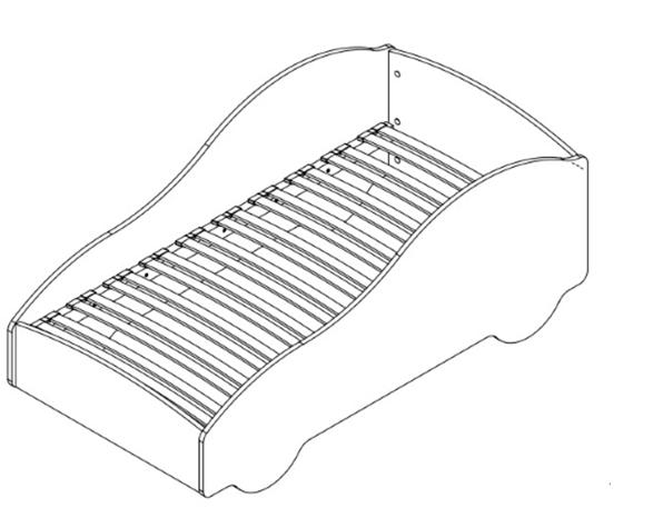 Соединяеи детали мебели