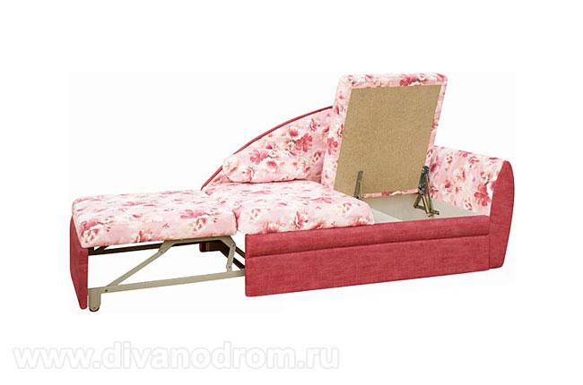Спальное место дивана