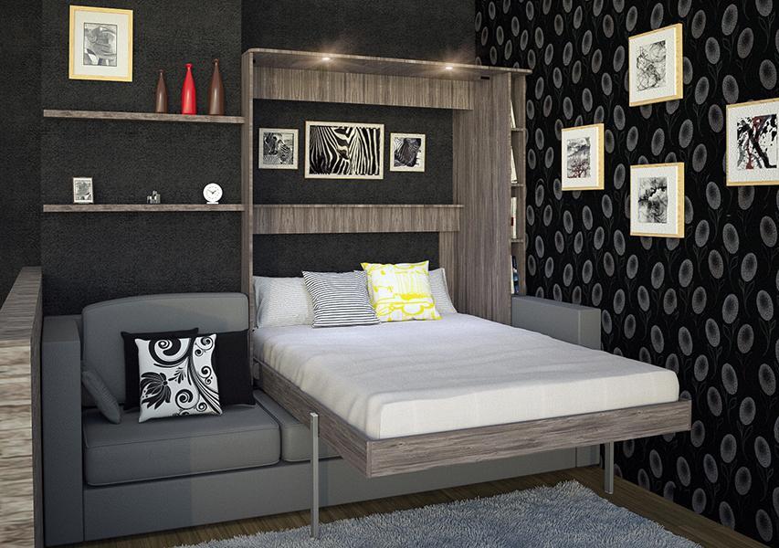 Спальный комплект мебели