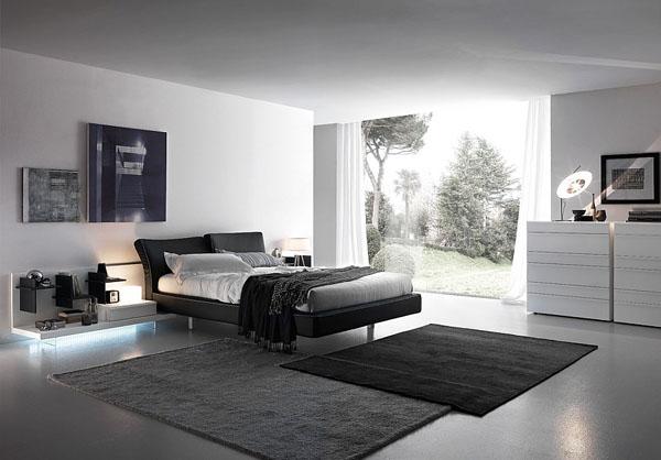 Стильные кровати в интерьере