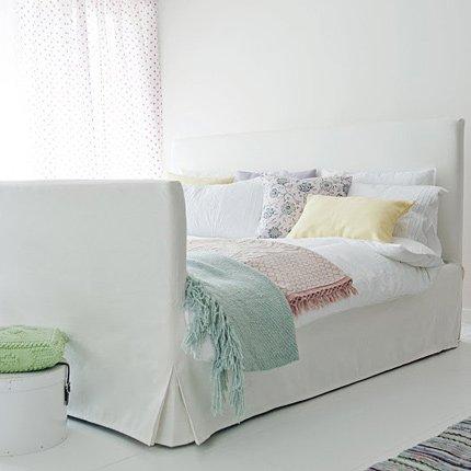 Стильные подзоры для кровати