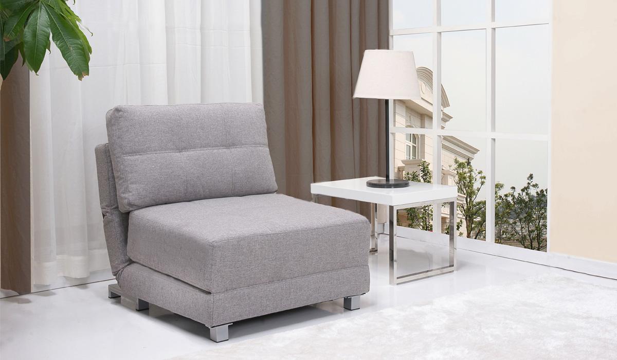 Стоит ли приобретать кресло-кровать без подлокотников