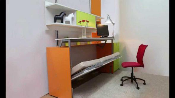 Стол - кровать трансформер в доме