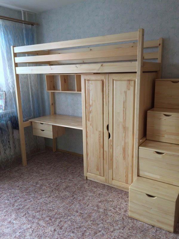 Столярно-мебельная мастерская