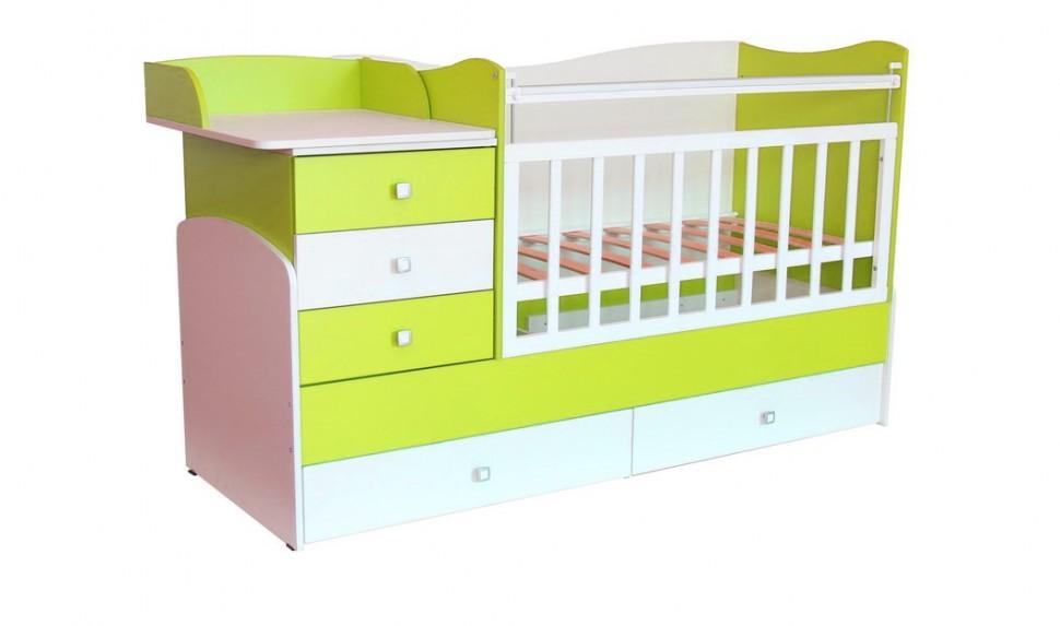 Цвет лайм детской мебели