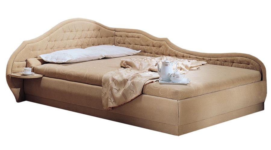 Тахта-кровать угловая с подставкой