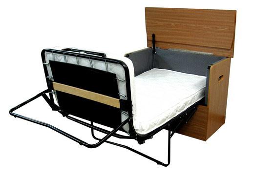 Тумба-стол-кровать трансформирующаяся