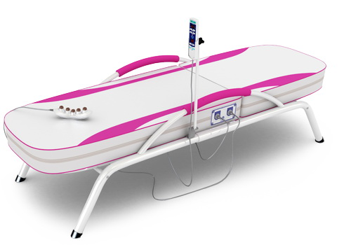 Турманиевая массажная кровать