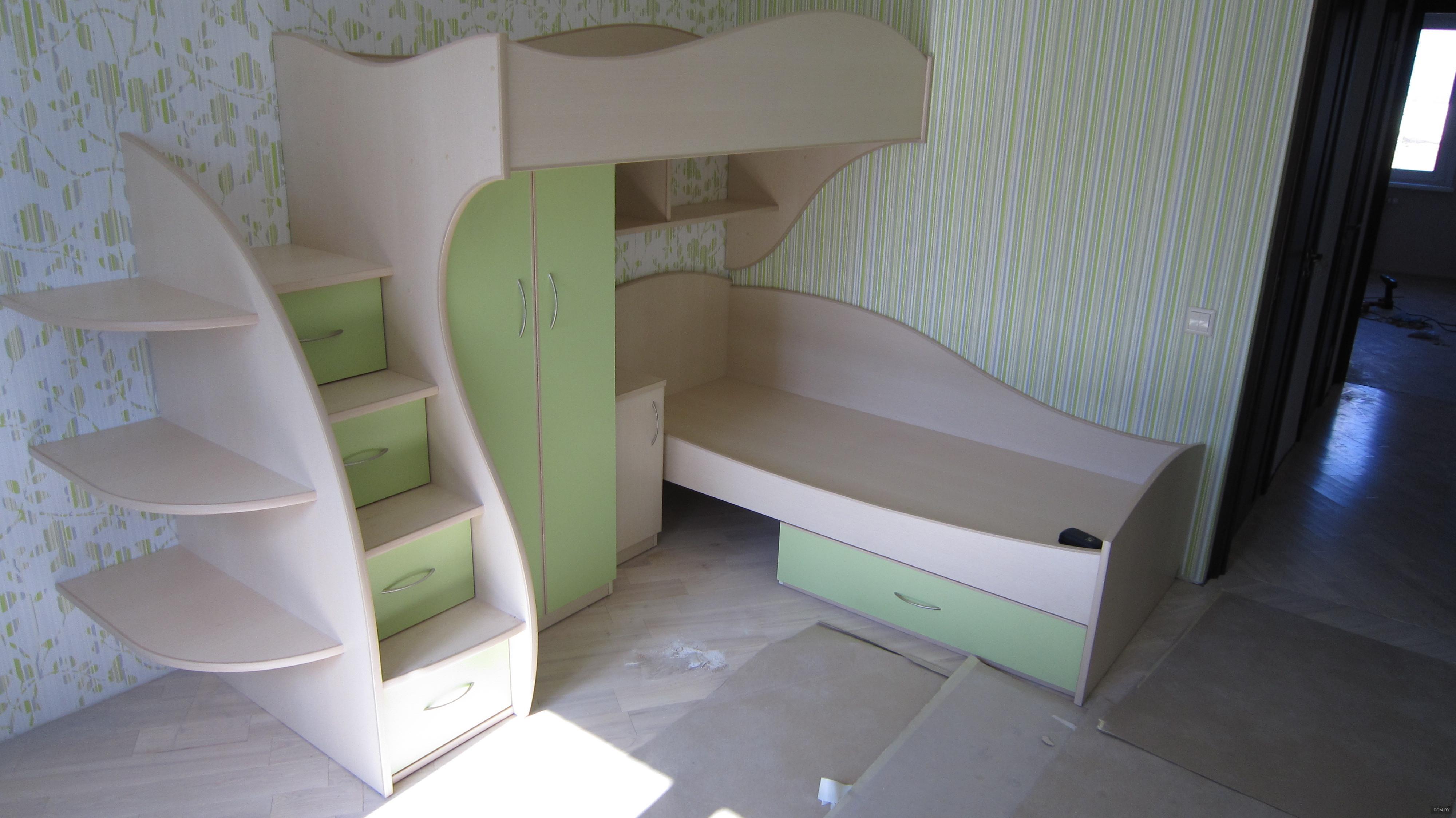 Угловые модели мебели