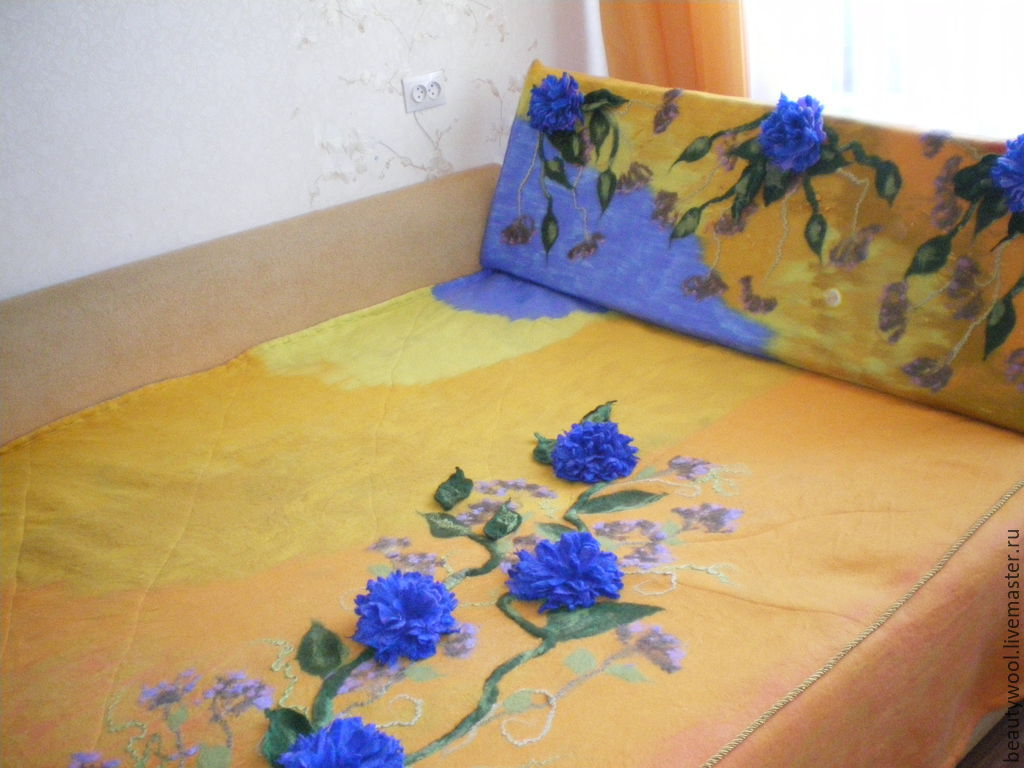Valyanye-pokryvala Как выбрать покрывало на кровать в спальню: фото новинки
