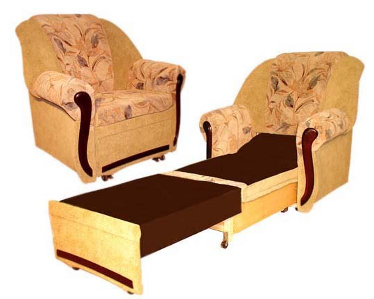 Вариант кресла кровати