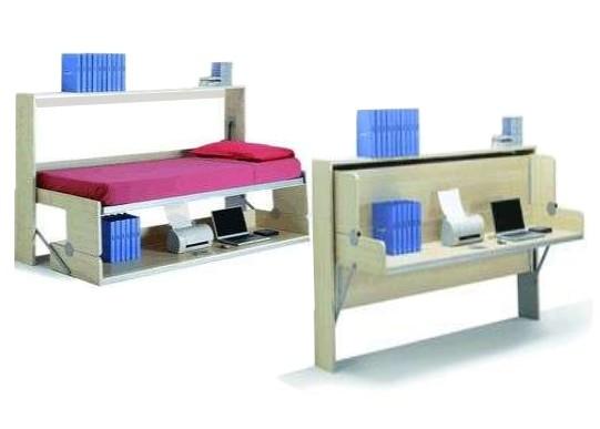Вариант удобной кровати