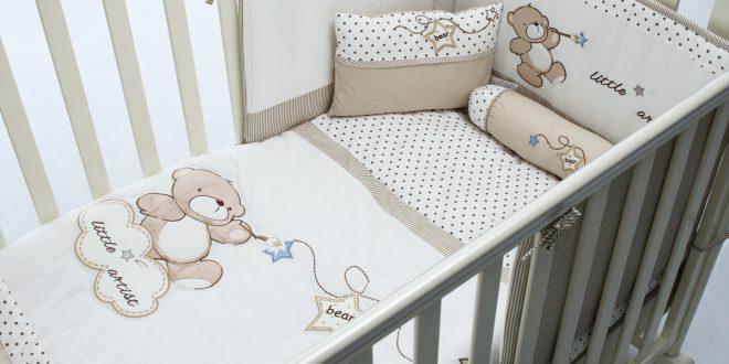 Варианты изготовления бортиков для детской кроватки