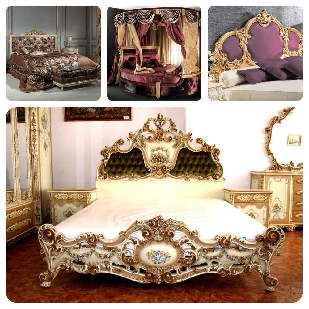 Варианты мебели для стиля барокко