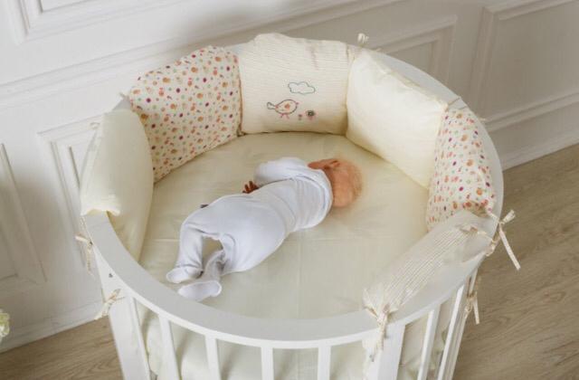 Внешние размеры круглой кровати