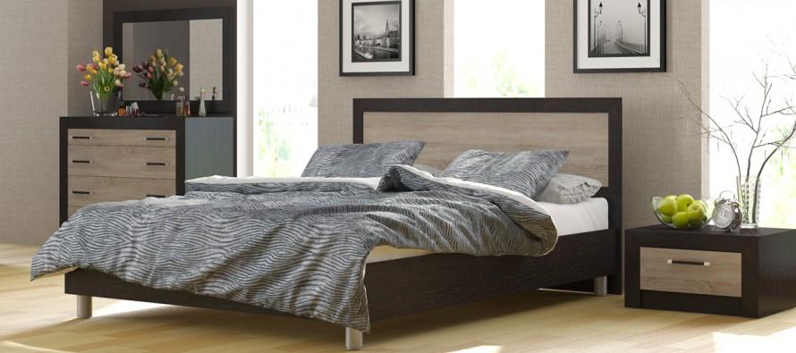 Выбираем каркас двуспальной современной кровати